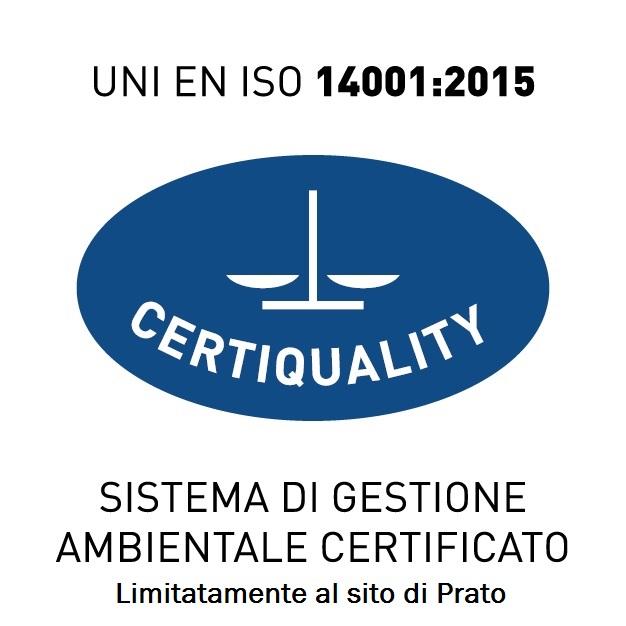 Certificato 14001-PO